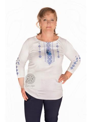 bluzka folkowa duże rozmiary