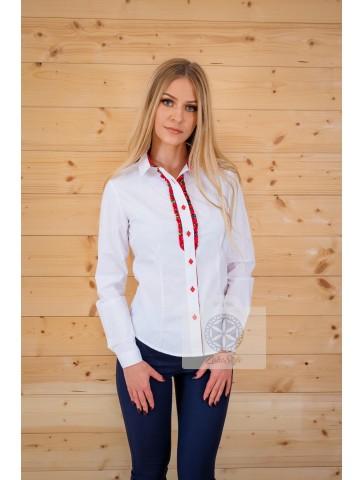 koszula góralska damska