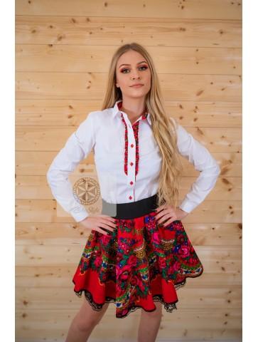 koszula folkowa damska