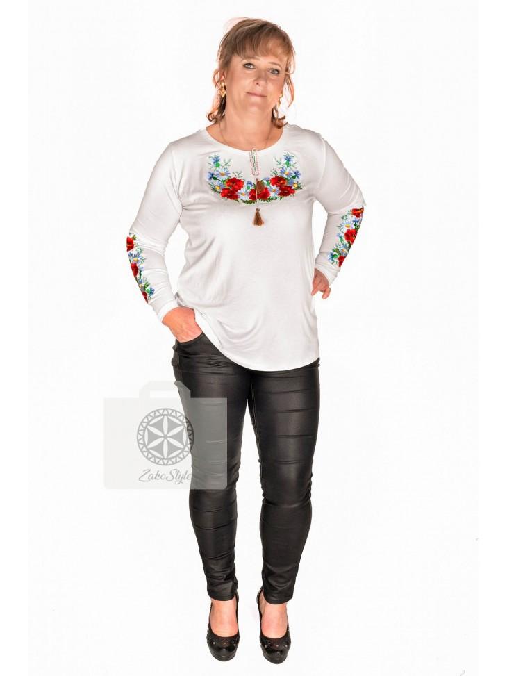 bluzeczka haftowana duży rozmiar