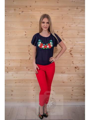 bluzeczka folkowa haft