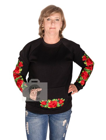 odzież haftowana