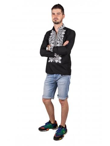 copy of Koszula męska w stylu góralskim , haftowana ludowa