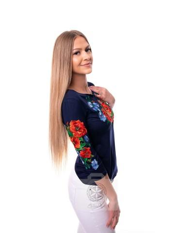 bluzka etno haftowana