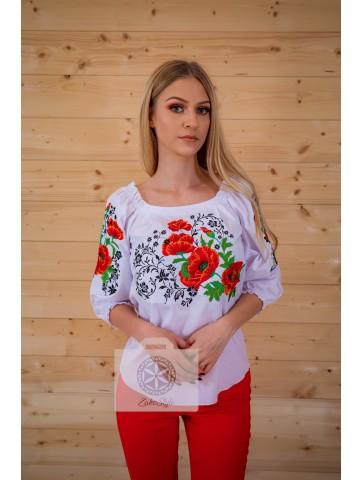 bluzko hiszpanka góralska haftowana