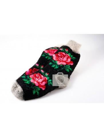 Skarpety róża