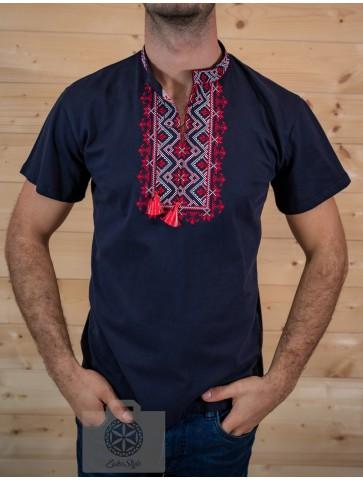 Polówka koszulka męska etno...