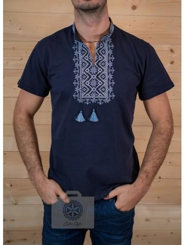 Koszula Polówka haft