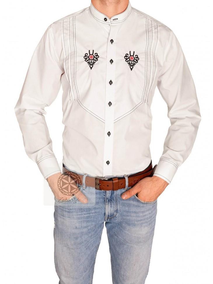 koszula góralska szczypanka
